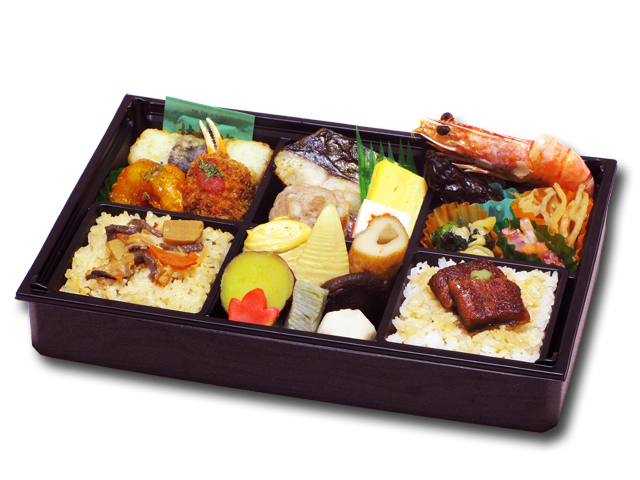 かぐら(鰻+炊込)