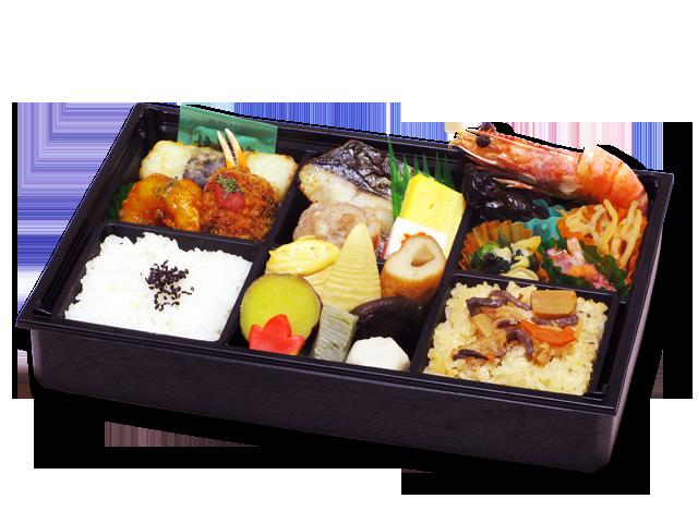 かぐら(炊込+白米)