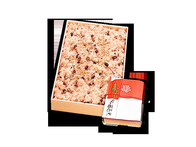 赤飯小折(1.5合)
